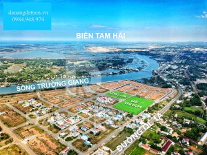 Sơ đồ tiện ích dự án Chu Lai Riverside